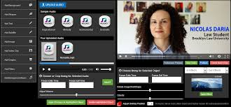 Video Resume Maker Create Your Professional Video Cv For Free At Plunes