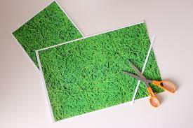 green paper easter grass easter grass wrapping paper free printables