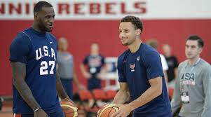 How Much Does Stephen Curry Bench Team Usa Stephen Curry As Alpha Kobe Bryant U0027s Role Cp3 Injury