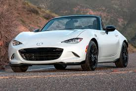 mazda new model 2016 mazda mx 5 miata convertible pricing for sale edmunds