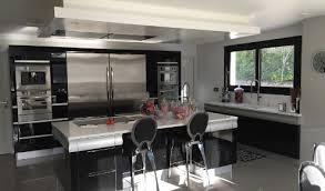 cuisine moderne design avec ilot modele de cuisine avec ilot central cuisine minimaliste u0026
