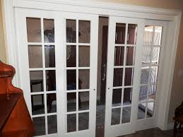 contemporary interior sliding glass french doors exterior vs in