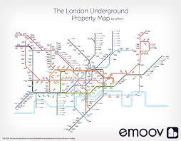 England Train Map by The London Property Prices Tube Map Will Have You Burning Your