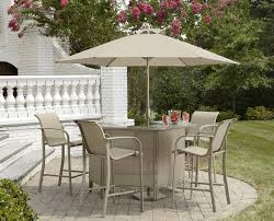 Kmart Patio Jaclyn Smith Stegner Bar Table Limited Availability