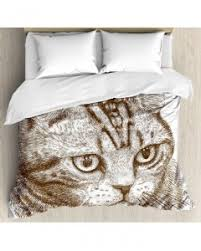 cat throw pillow case portrait of a kitty hipster print cushion cover