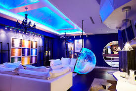 Blue Room Decor Trendy Glow In The Room Decor Design Idea And Decors
