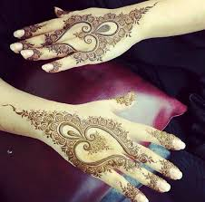 21 model mehndi designs for hands heart domseksa com