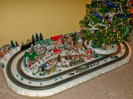 chinook hobby talk guide to a simple train around the christmas tree
