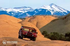 moab jeep trails moab hummer grand safari photos