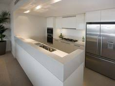 contemporary galley kitchen efficiency with galley kitchen