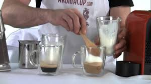 cafe latte the easiest way to make caffè latte or cappuccino youtube