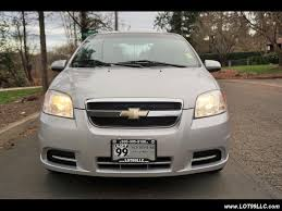 2010 chevrolet aveo ls automatic 35 mpg for sale in milwaukie or