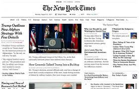 the new york times has the new york times online journalism awards
