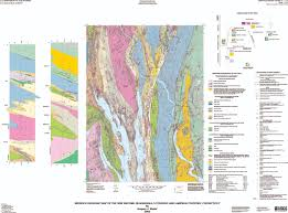 Geological Map Usgs Open File Report 03 487