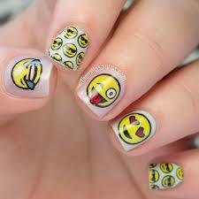 nail art baby shower theme nailt desifn nails pinterest