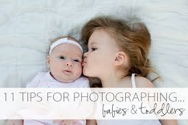 11 tricks for photographing babies and toddlers your way