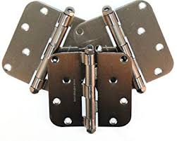 Adjustable Hinges For Exterior Doors The Original Adjustable Door Hinge Esn3b24 Exterior Hinges 3