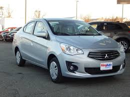2017 mitsubishi mirage silver king mitsubishi vehicles for sale in gaithersburg md 20877