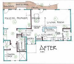 split plan house split master bedroom house plans
