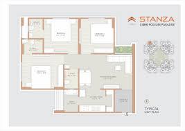 podium floor plan stanza