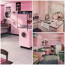 taste the rainbow vintage kitchens of every shade big chill 1950s