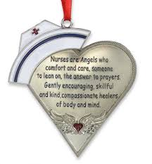 shaped ornament with poem relevant gifts