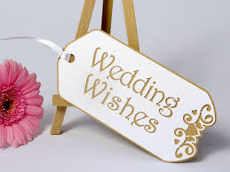 wedding wish tags wedding wishes tag picture