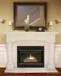 cast stone fireplace mantel barton mantel surrounds mantelcraft