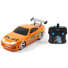 fast and furious cars jada toys fast and furious 1 16 radio control car brian u0027s toyota