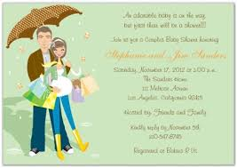 hip couples baby shower invitations set of 20