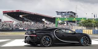 bugatti chiron top speed bugatti chiron top speed fastest car at le mans