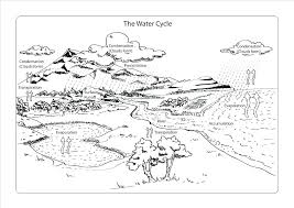 underwater dinosaurs coloring pages water coloring pages water cycle coloring pages water cycle coloring