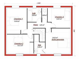 plan de maison avec cuisine ouverte plan étage vendome 140 sa façade vous accueille avec une large