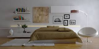 modern bedroom decor inspire home design