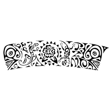 32 best maori armband template images on
