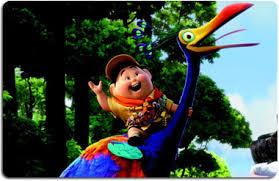 cartoon tattoo pictures disney pixar papercraft