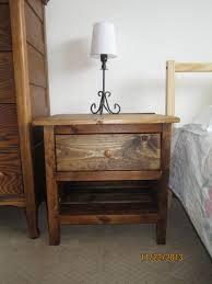 unique ideas for home decor nightstand simple diy nightstand ideas for bedrooms u2014 all home