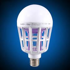 light bulb bug zapper reviews 15w e27 anti bug insect zapper led bulb mosquito killer l pest