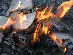 how to write a research paper on a historical person book burning wikipedia