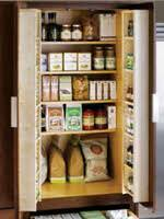 Kitchen Pantry Cabinets by Kitchen Pantry Cabinets Custom Kitchen Cabinets Painted