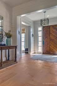 custom white oak hardwood floors by a fully custom floor