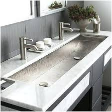 native trails trough sink native trails sinks bathroom sink sizes a awesome modern rectangular