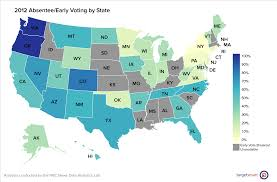 2012 Presidential Election Map by And So It Begins Absentee Voting Starts In North Carolina Nbc News