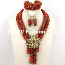 indian bridal necklace images 2018 african beads jewelry set 2018 new white gold design indian jpg