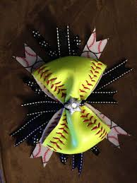 softball bows 25 best softball hair bows ideas on softball bows