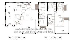 house plans for small lots two story house plans for small lots philippines varusbattlestory
