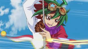 are you not entertained u201d first impressions on yu gi oh arc v