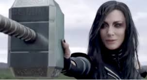 thor ragnarok director reveals why they changed the hela hammer