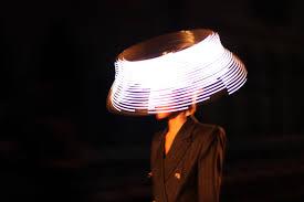 halo hard hat light virtual reality led high fashion moritz waldemeyer for philip