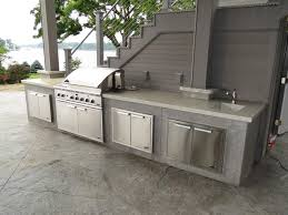 outdoor cooktops concrete cooktops outdoor kitchen hard